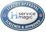 Woodstock's Best Gutter Cleaners Service Magic Seal of Approval