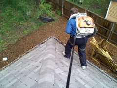 Get Your Dirty Gutters Cleaned by Woodstock's Best Gutter Cleaners