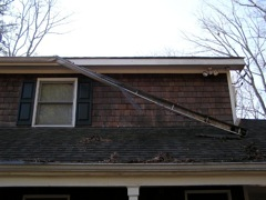 Woodstock's Best Gutter Cleaners also installs gutters.