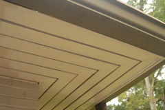 Woodstock's Best Gutter Cleaners' can replace rotted fascia and soffitt